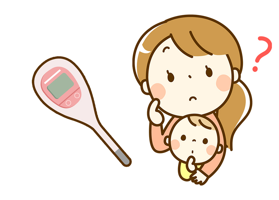 赤ちゃんの体温は高めと聞いたことがありますが、どうでしょうか?