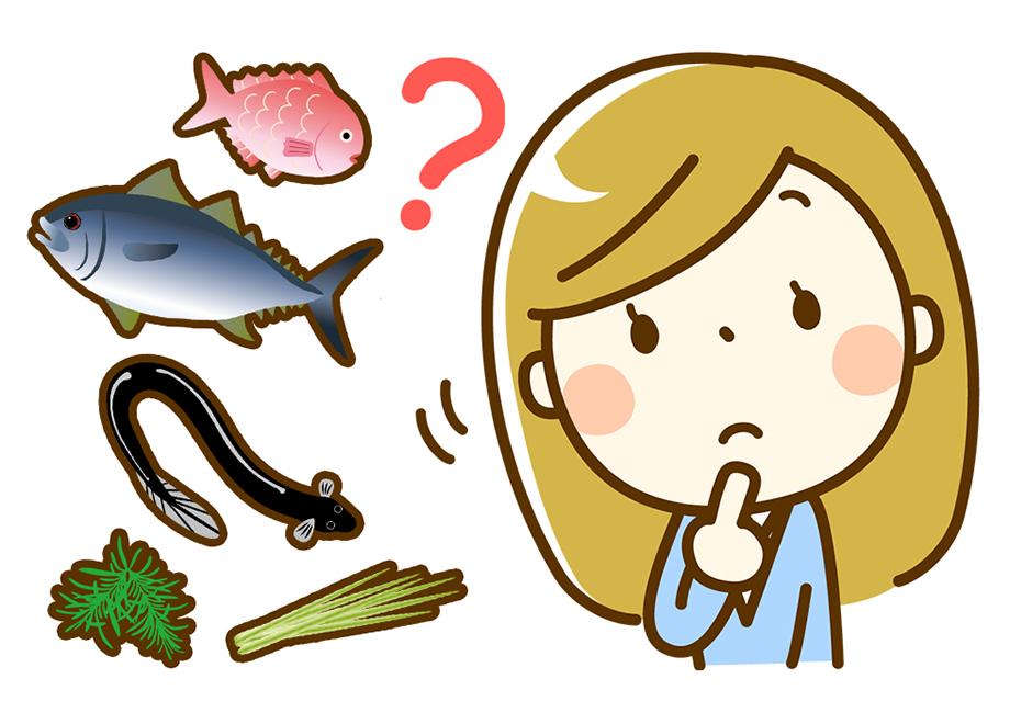 妊娠期間中に食べてはいけないものがあると聞いたのですが。